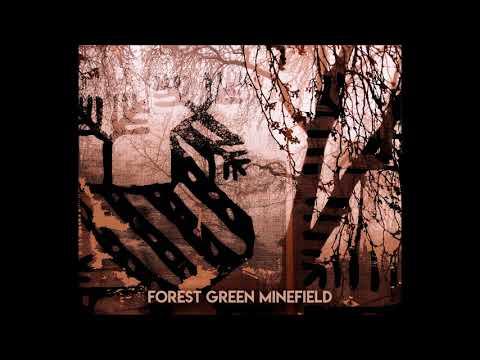 Forest Green Minefield - Equisetum