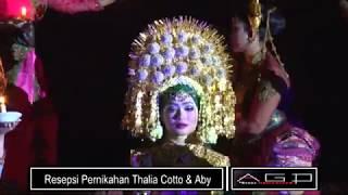 Resepsi Pernikahan Thalia Cotto & Bayu