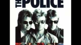 "The Police ""Canary in a coal mine"""