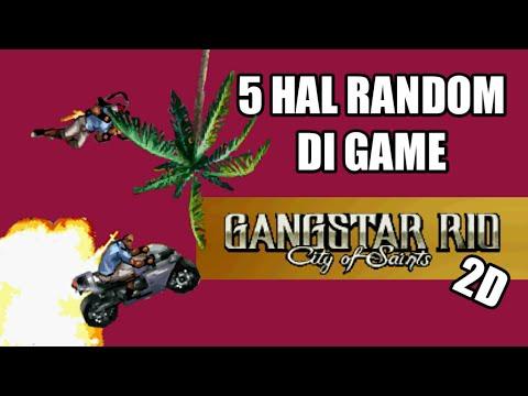 5 Hal Random Di Game Gangstar Rio 2D Android | Machinima