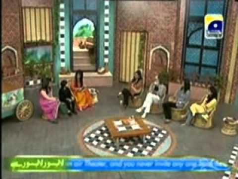 Mehr Sagar A Child Star of BOL Movie on GEO tv.flv