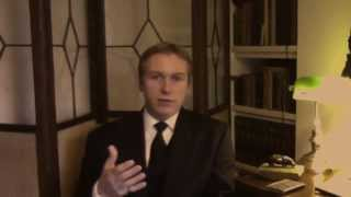 Grant Harrold, The Butlers Guide Thumbnail