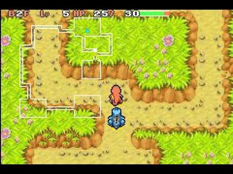 Pokémon Mystery Dungeon - Red Rescue Team (GBA) - Traduzido parcialmente para o português PT-BR