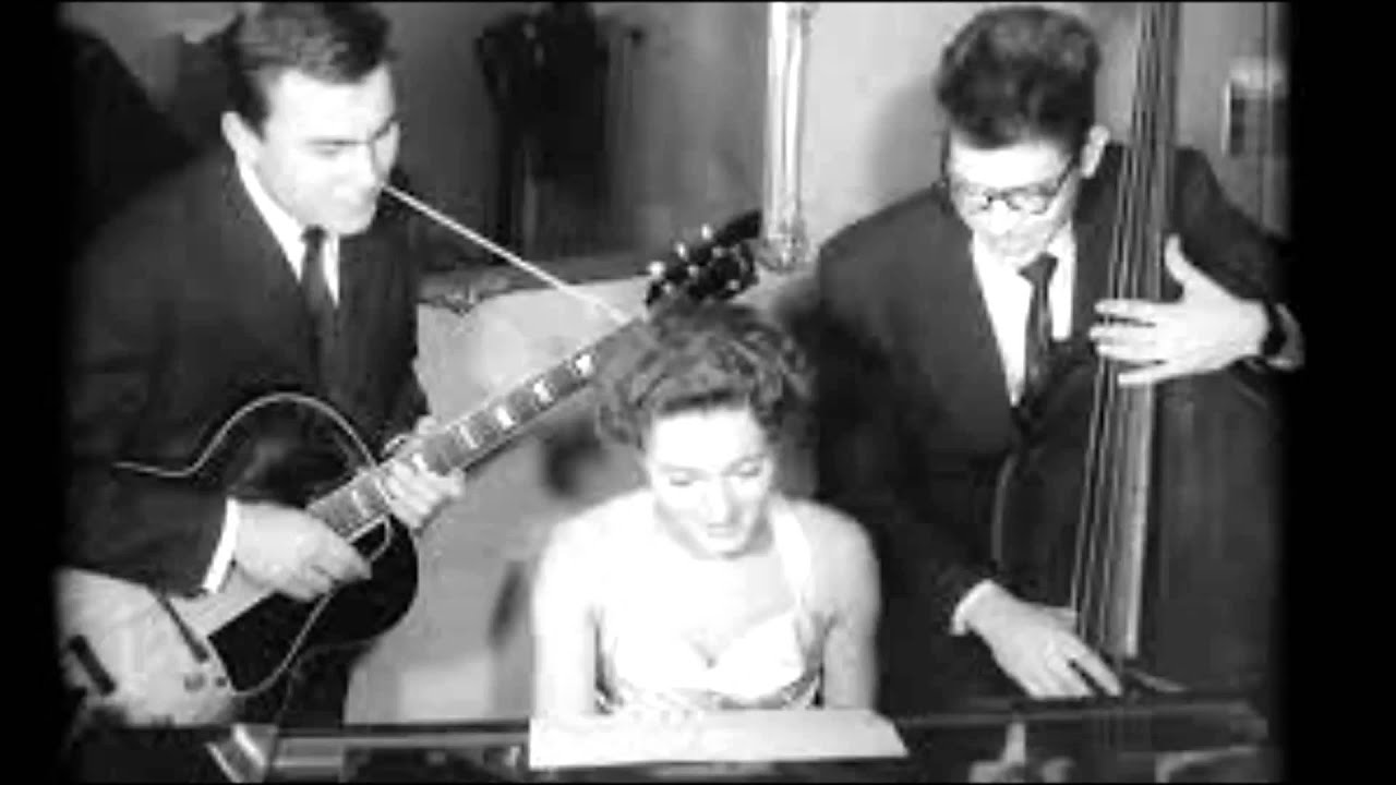 Elsie Bianchi Trio - Little Bird / Meditation