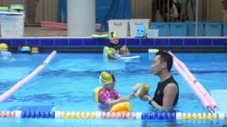 Swimming lesson No. 7 part 4