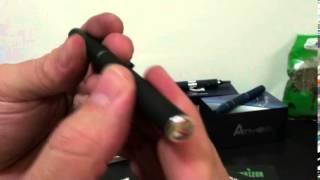 Vaporizador Aromaterapia 3 Em 1 Ervas Secas / Liquido / Cera