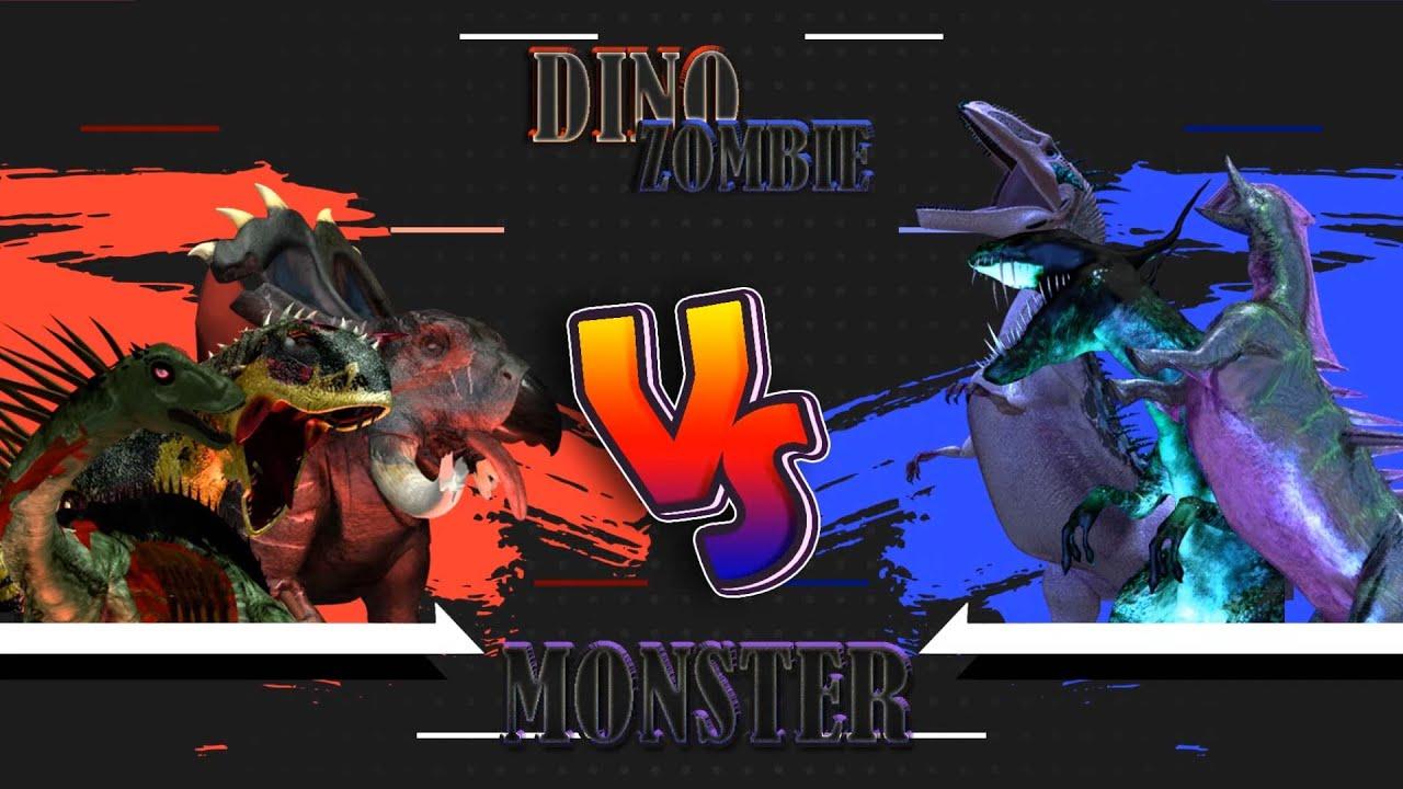 DarkZombie Vs Monster EP1