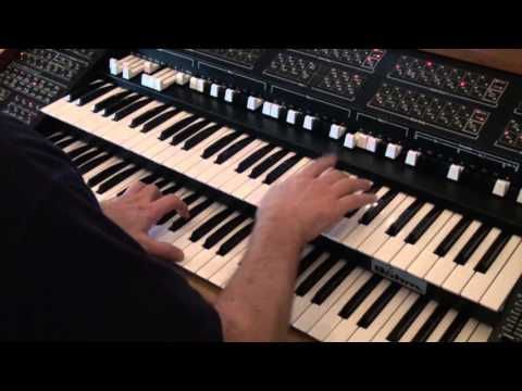 The Logical Song - Roger Hodgson (electronic organ cover)