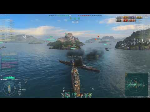 World of Warships: Yorck is pretty good? What is this??? With Commentary