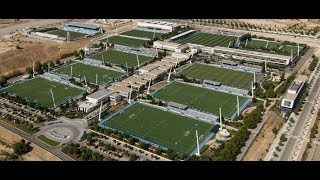 Ciudad Real Madrid celebrates its tenth anniversary / Décimo aniversario de la Ciudad Real Madrid