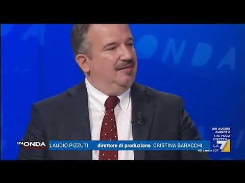 """La battuta di Maurizio Landini: """"Salvini vuol fare l'agosto caldo? L'estate non gli fa bene..."""""""
