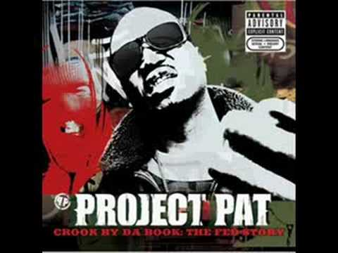 Rap - Project Pat Feat Chrome - Raised In The Projects