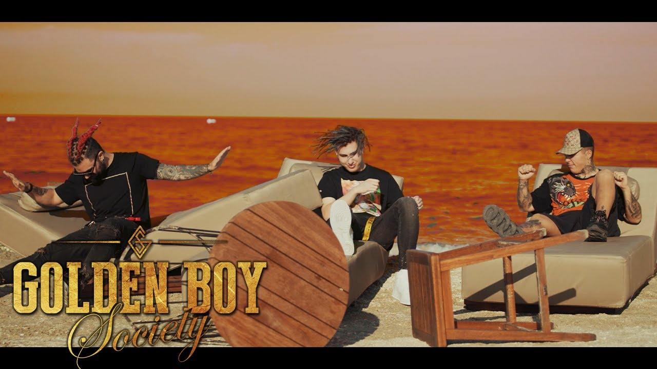 Jo Klass ❌ Exploit ❌ Lino Golden ❌ Renvtø - Mamaia Bici | Official Video