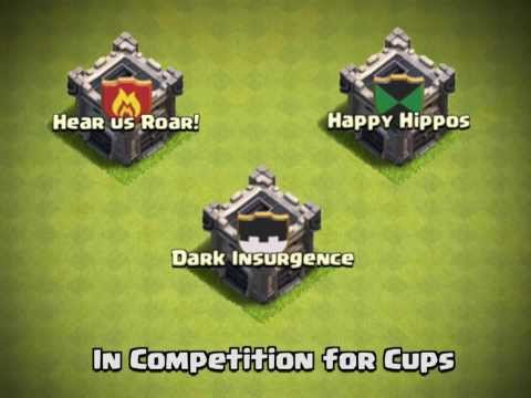 CoC Forum Trophy Competition
