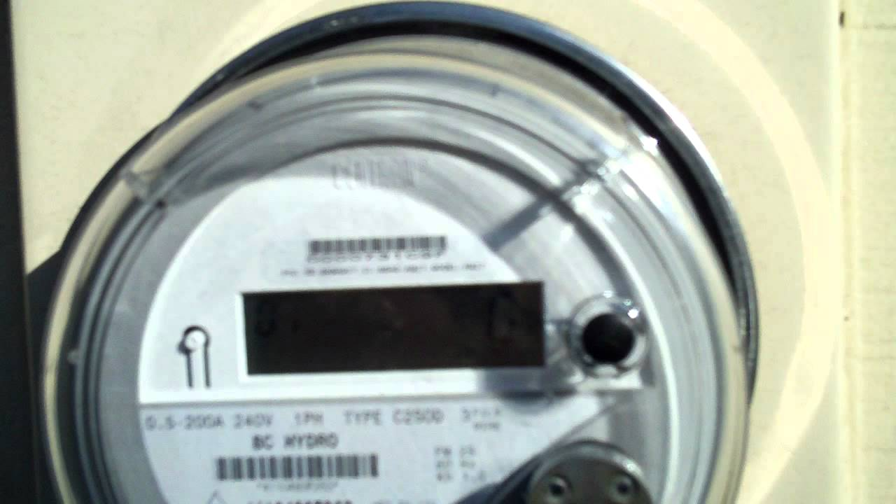 Smart Meter at Vacant House - Video 2