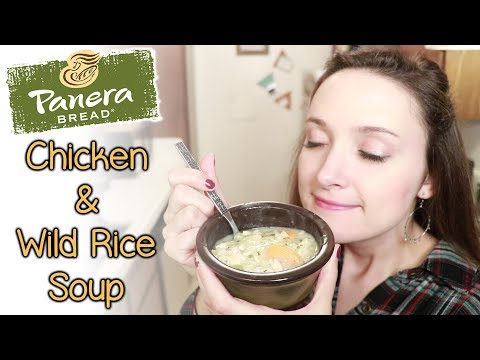 How many calories in cream of chicken and wild rice soup