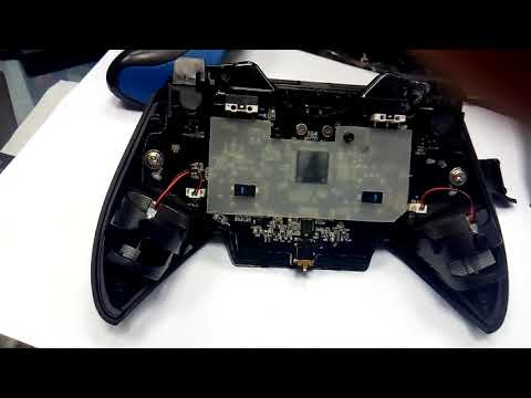 Easy repair Ps4 broken controller fix (Razer Raiju)