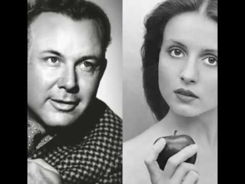 Jim Reeves & Deborah Allen -- Take Me In Your Arms And Hold me