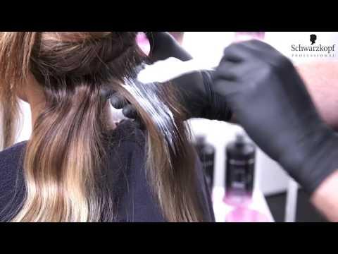 Schwarzkopf Professional BC FIBRE FORCE Hair Care Tutorial