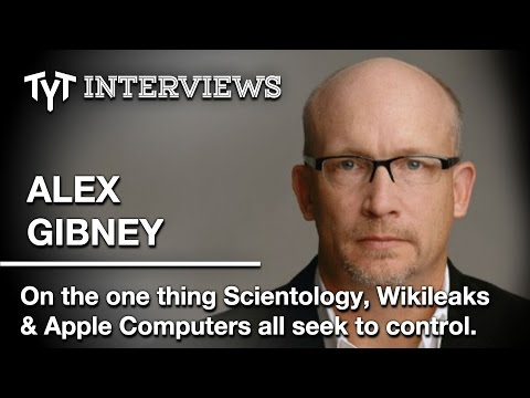 What Scientology, Steve Jobs & Wikileaks Fans All Have In Common (Alex Gibney Interview)