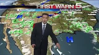 Saturday 10PM Weather Update