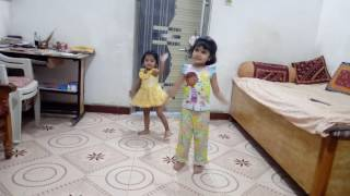 Atd's Video Dipshree Madhushree Dance On Dil Hai Chota Sa Song...
