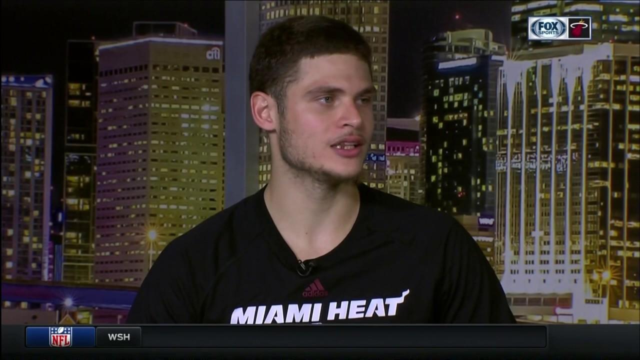 November 01, 2016 - Fox Sports Sun - Tyler Johnson Post Game Interview (Vs. Kings)(Heat Live)