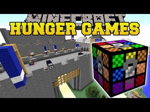 Minecraft: RUNESCAPE HUNGER GAMES - Lucky Block Mod - Modded Mini-Game