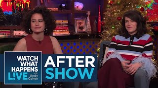 After Show: Where Did The 'Broad City' Stars Meet? | WWHL