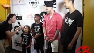 Interview W/ Syrup Kids at ARMF 2015