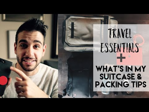 My Pro-Tips for Travel (Packing Essentials) 🛫