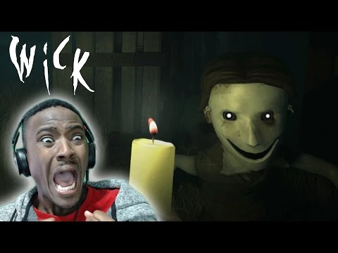 WiCK | Hair Raising Experience  ( Horror Game )