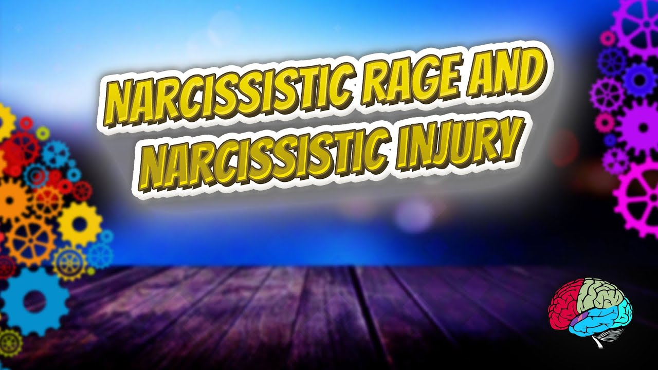 Narcissistic rage and narcissistic injury - Know It ALL 🔊✅