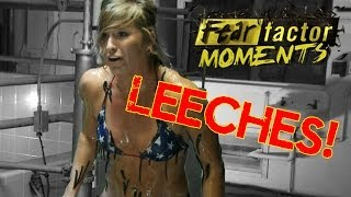 Fear Factor Moments | Sucking Leeches