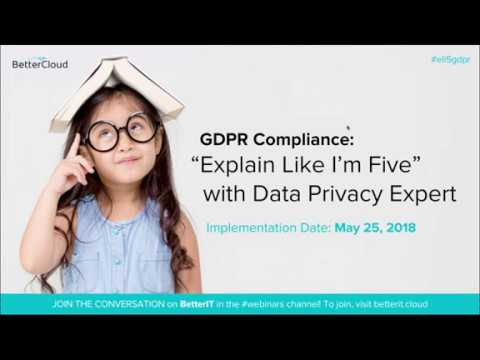 """gdpr-compliance:-""""explain-like-i'm-five""""-with-data-privacy-expert"""