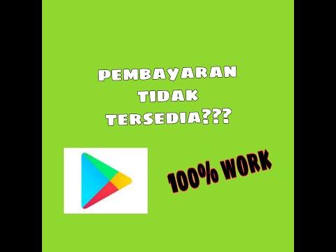 MENGATASI METODE PEMBAYARAN TIDAK TERSEDIA??? 100 WORK!!!