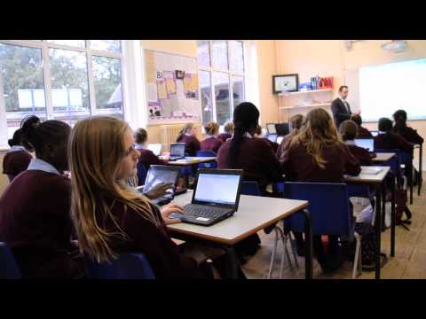 Toshiba 1-to-1 Deployment at Wilmington Grammar School for Girls - RM Case Study