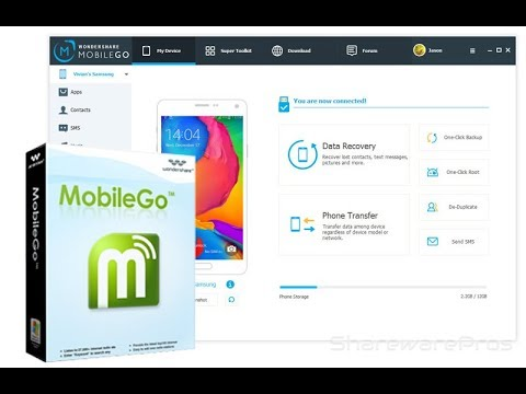 How to install MobileGo Wondershare Full by Portable Ultimate Version 2017
