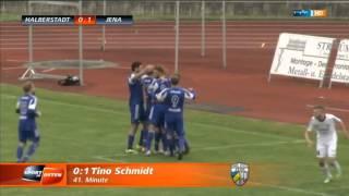 27.Spieltag RL Saison 13/14 Germania Halberstadt - FC Carl Zeiss Jena