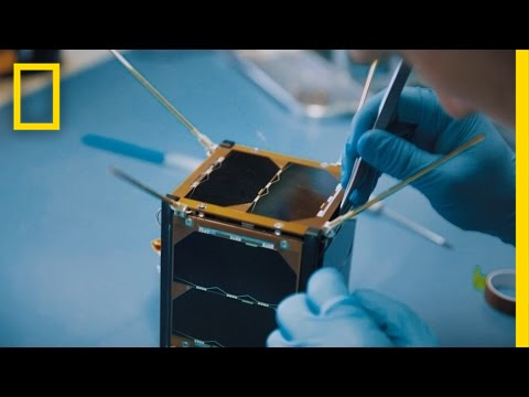 This Small Satellite Could Predict the Next Hurricane | Short Film Showcase
