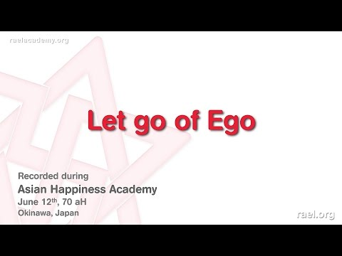 Maitreya Rael: Let go of Ego (70-06-12)