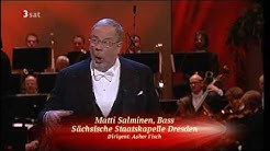 """Matti Salminen, """"O wie will ich triumphieren"""""""