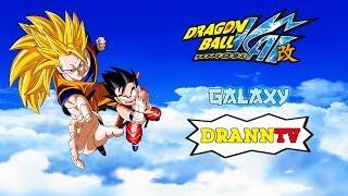 """Me siento muy alegre de traerles mi versión adaptada de """"Galaxy"""" Cuarto tema de cierre de la versión japonesa de Dragon Ball Kai Majin Buu Hen Saga."""