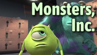 Monsters Inc Movie Details Explained