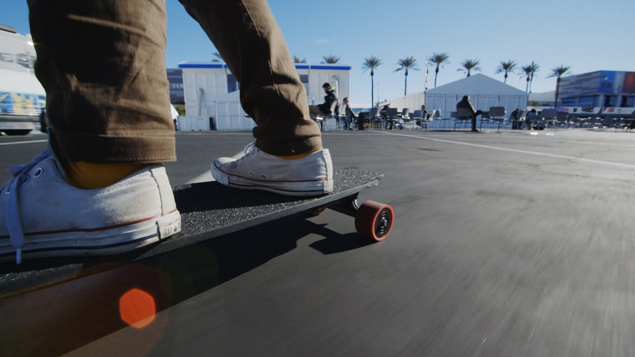 The Inboard M1 Is The Best New Electric Skateboard On The