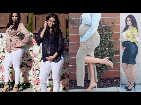 Thanksgiving Outfit Ideas For Pregnant Women