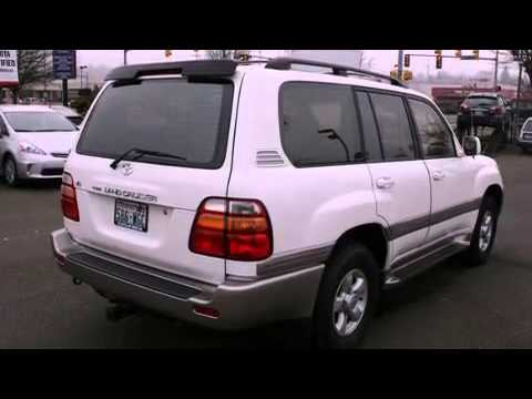 2000 Toyota Land Cruiser Bellevue WA