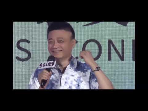 #崔永元 教授在电影《磊磊是冠军》(《非常道》)新闻发布会上,接受女主持人的采访讲话近8分钟完整视频