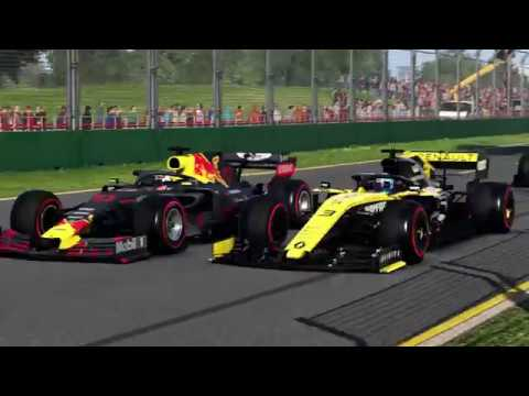 F1® 2019 | OFFICIAL GAME TRAILER 1 | RISE UP AGAINST YOUR RIVALS