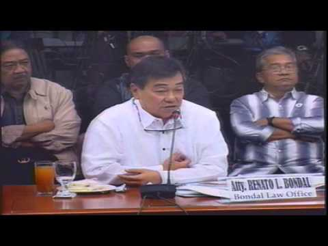 Blue Ribbon (Sub-Committee on P.S. Res. Nos. 826 and 1114) (January 26, 2016)